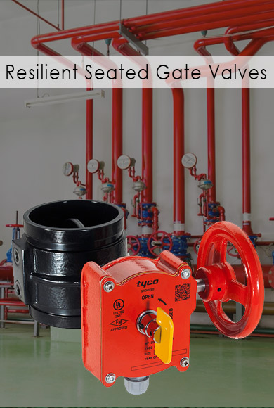 Resilient-Seated-Gate-Valves